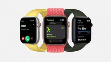 Apple Watch Series 6 & Apple Watch SE Launched: एप्पल ने वॉच सीरिज Series-6 और वॉच SE की लॉन्च, जानें कीमत और फीचर्स