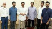 आंध्र प्रदेश में TDP को बड़ा झटका, विधायक वासुपल्ली गणेश अपने दो बेटों के साथ YSRCP में शामिल