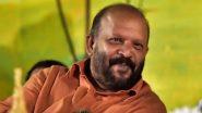 Kerala Minister VS Sunil Kumar Tests Positive For COVID-19: केरल के कृषि मंत्री वीएस सुनील कुमार कोरोना पॉजिटिव, इसके पहले दो और मंत्री पाए जा चुके हैं संक्रमित