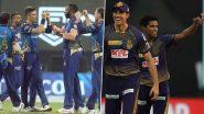 KKR vs MI 5th IPL Match 2020: मुंबई इंडियंस ने कोलकाता नाइट राइडर्स को 49 रनों  से हराया