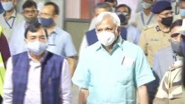 Bihar Assembly Election 2020: मुख्य चुनाव आयुक्त सुनील अरोड़ा अधिकारियों के साथ पहुंचे बिहार, तैयारियों का लेंगे  जायजा