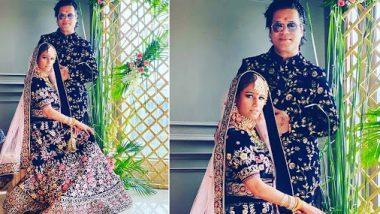 Poonam Pandey ने अपने प्रेमी सैम बॉम्बे संग रचाई शादी, फोटोज आई सामने