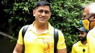CSK vs SRH 14th IPL Match 2020: सनराइजर्स हैदराबाद के खिलाफ मैदान में उतरते ही Dhoni ने रचा इतिहास