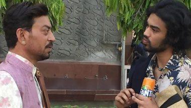 Irrfan Khan: इरफान खान के बेटे बाबिल ने पिता संग थ्रोबैक फोटो शेयर कर इमोशनल हुए कहा - एक साल पहले बाबा हमारे साथ थे