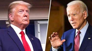 American Presidential Election: पहले प्रेसिडेंशियल डिबेट में राष्ट्रपति डोनाल्ड ट्रंप और जो बाइडन ने एक-दूसरे पर साधा निशाना