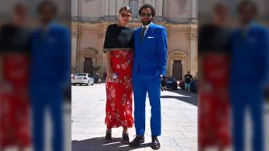 BSP MP Ritesh Pandey to Marry Catherina: बीएसपी  सांसद रितेश पांडेय इंग्लैंड की रहने वाली 'कैथरीना' से करने जा रहें हैं शादी, सोशल मीडिया पर किया ऐलान