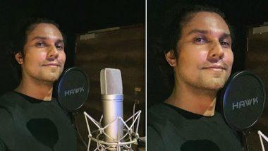 Randeep Hooda Resumes Work: रणदीप हुड्डा ने फिल्म 'राधे' की डबिंग के साथ की काम पर वापसी