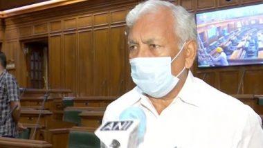 Delhi Assembly Session Today: दिल्ली के डिप्टी सीएम मनीष सिसोदिया बुखार की वजह से एक दिवसीय विधानसभा सत्र में नहीं हुए शामिल