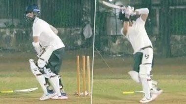 Shahid Kapoor Video: शाहिद कपूर का पुराना वीडियो इंटरनेट पर हुआ वायरल, क्रिकेट की प्रैक्टिस करते आए नजर