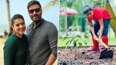 Ajay Devgn-Kajol Son Yug's Birthday: अजय देवगन और काजोल ने बेटे युग के जन्मदिन पर किया ये खास सोशल मीडिया पोस्ट