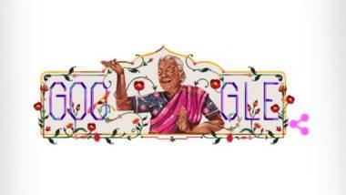 Celebrating Zohra Segal: महान एक्ट्रेस और डांसर ज़ोहरा सहगल की याद में गूगल ने बनाया शानदार डूडल