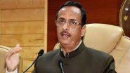 उत्तर प्रदेश के उपमुख्यमंत्री दिनेश शर्मा ने कहा- बीजेपी जातिवाद से हटकर विकास के नाम पर लड़ रही है चुनाव