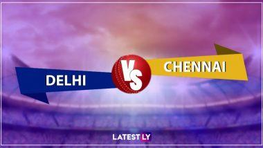 CSK vs DC, IPL 2020: आज दिल्ली कैपिटल्स और चेन्नई सुपर किंग्स होगी आमने-सामनें, शारजाह क्रिकेट स्टेडियम में होगा मुकाबला