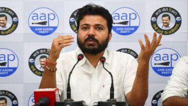 AAP ने दिल्ली सरकार पर MCD का फंड बकाया होने का दावा कर रही BJP पर साधा निशाना, कहा- केंद्र पर 12 हजार करोड़ रुपये बकाया