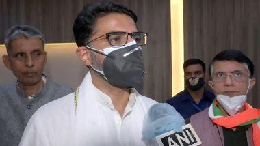 Farmers Protest: सचिन पायलट ने SC के फैसले का किया स्वागत, कहा-केंद्र को समझना चाहिए अन्याय व अहंकार से न्याय के संघर्ष की आवाज को नहीं दबा सकते हैं