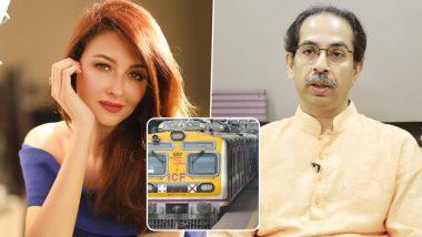 Mumbai Local Trains: एक्ट्रेस सौम्या टंडन ने सीएम उद्धव ठाकरे को ट्वीट कर उठाया लोकल ट्रेन शुरू करने का मुद्दा, पूछा- गरीब और मिडिल क्लास को टॉर्चर क्यों करना?