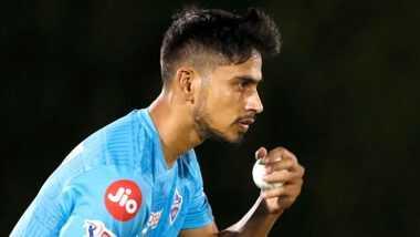 Praveen Dubey Quick Facts: मुंबई इंडियंस के खिलाफ दिल्ली कैपिटल्स ने प्रवीण दूबे को दिया आईपीएल डेब्यू का मौका, यहां पढ़ें कैसा रहा है उनका क्रिकेट करियर