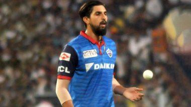 IPL 2020: दिल्ली कैपिटल्स को लगा एक और बड़ा झटका, Amit Mishra के बाद Ishant Sharma भी आईपीएल 2020 से हुए बाहर