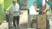 Maharashtra: 87 साल के बुजुर्ग डॉक्टर डॉक्टर रामचंद्र दानेकर कोरोना संकट में निभा रहे हैं अपनी जिम्मेदारी, लोगों के घर जाकर करते हैं इलाज