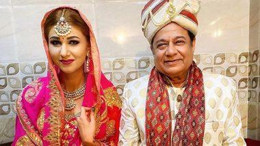 Anup Jalota-Jasleen Matharu Viral Wedding Photo:अनूप जलोटा ने बताई जसलीन मथारू के साथ वायरल वेडिंग फोटो की ये सच्चाई!