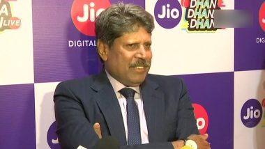 Kapil Dev ने बताया, क्यों वह फिल्म '83' बनाने के पक्ष में नहीं थे