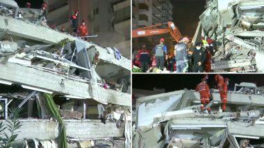 Earthquake in Turkey: तुर्की में भूकंप से मरने वालों की संख्या बढ़कर 35 हुई, 243 लोगों का किया जा रहा है अस्पताल