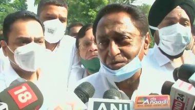 Madhya Pradesh: किस खौफ के कारण राज्यपाल आनंदीबेन पटेल ने अभिभाषण में 10 बार पीएम मोदी का नाम लिया- कमलनाथ