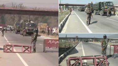 जम्मू कश्मीर के पंपोर में CRPF के दल पर आतंकी हमला, 2 जवान शहीद