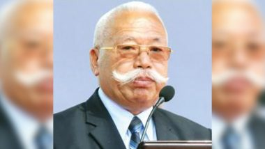 CM Chang Passes Away: नागालैंड सरकार में मंत्री सीएम चांग का निधन, 78 साल की उम्र में ली अंतिम सांस
