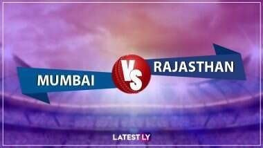 MI Vs RR, IPL 2020: मुंबई इंडियंस ने राजस्थान रॉयल्स को 57 रनों से हराया
