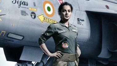 कंगना रनौत ने फिल्म Tejas से अपने किरदार का किया खुलासा, शेयर की यूनिफॉर्म की फोटो