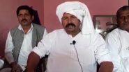 Muzaffarnagar: यूपी के मुजफ्फरनगर में खाप पंचायत नेता नरेश टिकैत ने कहा-बाजारों में हाफ पैंट पहनकर न घूमें युवा लड़के
