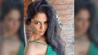 Kavita Kaushik को इंटरनेट पर अश्लील फोटो भेज रहा था शख्स,F.I.R एक्ट्रेस ने मुंबई से पुलिस से की शिकायत!