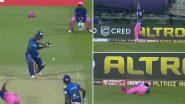 RR vs MI 45th IPL Match 2020: Jofra Archer ने किया एक और चमत्कार, पकड़ा ऐसा कैच की सब के जुबां से निकला वाह उस्ताद