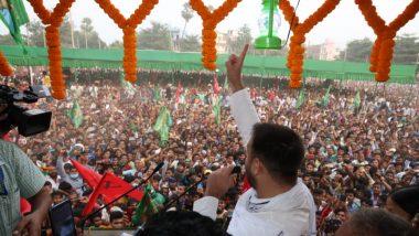 Bihar Assembly Elections 2020: तेजस्वी की सभा में उमड़ी भीड़ से NDA कैंप में टेंशन, मगर क्या जनसैलाब वोटों में होगा तब्दील?
