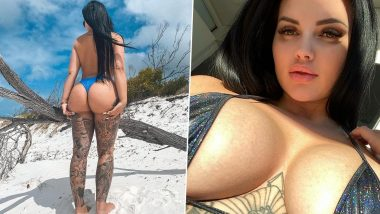 XXX Pornstar Renee Gracie Big Update: 2 मिलियन डॉलर्स कमाने के बाद OnlyFans छोड़ेगी रेनी ग्रेसी, अब करेंगी ये काम!