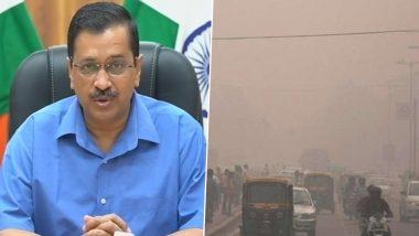 Delhi Air Pollution: राजधानी दिल्ली के कुछ इलाकों में वायु प्रदूषण में कुछ सुधार देखने को मिला
