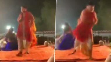 Ballia में बीजेपी नेता के बेटे के बर्थडे पार्टी में फायरिंग, भोजपुरी सिंगर Golu Raja को लगी गोली, देखें VIDEO