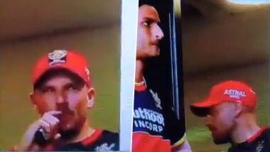 IPL 2020: रास्थान रॉयल्स के खिलाफ Electronic Cigarette पीते नजर आए Aaron Finch