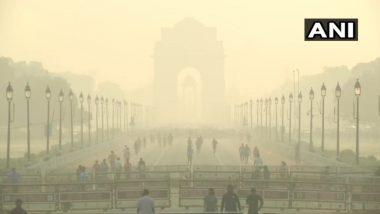 Delhi Air Quality Index: दिल्ली में वायु गुणवत्ता 'खराब श्रेणी' में दर्ज, पराली जलाए जाने से बढ़ सकता है प्रदूषण