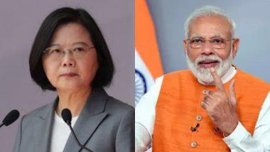 Trade Agreement between India and Taiwan: भारत और ताइवान के बीच व्यापारिक समझौते पर औपचारिक वार्ता की संभावना