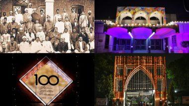 100 Years of Jamia Millia Islamia: जामिया मिल्लिया इस्लामिया को 100 साल हुए पूरे, शताब्दी स्थापना दिवस के मौके पर प्रशासन ने किया कार्यक्रम का आयोजन