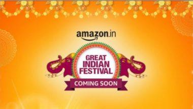 Flipkart Big Billion Days And Amazon Great Indian Festival Sale: फ्लिपकार्ट बिग बिलियन डेज़ और अमेज़न ग्रेट इंडियन फेस्टिवल सेल पर बेस्ट डील्स, स्मार्ट टीवी खरीदें सिर्फ 3,232 रुपये में