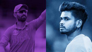 DC vs KKR, IPL 2020: दिल्ली कैपिटल्स और कोलकाता नाइट राइडर्स के तूफानी बल्लेबाजों के बीच होगी टक्कर