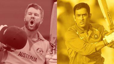 CSK vs SRH, IPL 2020: चेन्नई सुपर किंग्स के बल्लेबाजों के सामने सनराइजर्स हैदरबाद द के गेंदबाजों की चुनौती, आज होगा मुकाबला