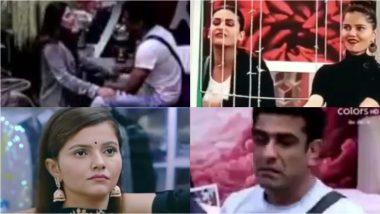 Bigg Boss 14 Promo Video:फूट-फूटकर रोते दिखे एजाज खान, रुबीना दिलैक ने पवित्रा पुनिया के चरित्र के उठाया सवाल!