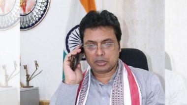 Tripura: त्रिपुरा के सीएम बिप्लब कुमार देब की हत्या के प्रयास के आरोप में 3 युवक गिरफ्तार