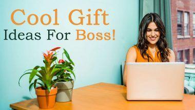 National Boss Day 2020 Gift Ideas: ऑफिस डेस्क प्लांट से लेकर टी सैंपलर बॉक्स तक, आप अपने बॉस को दे सकते हैं ये 5 खूबसूरत उपहार