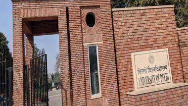 Delhi University Entrance Exam 2020: दिल्ली विश्वविद्यालय में प्रवेश परीक्षा के लिए 500 वोलंटियर किए जाएंगे तैनात
