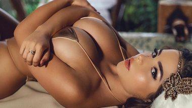 Demi Rose Hot Photos:हॉट मॉडल डेमी रोज की XXX फोटोज हुई वायरल,रोंगटे खड़े कर देगी ये बोल्ड तस्वीरें